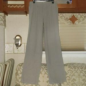 Old Navy Linen straight cut pants